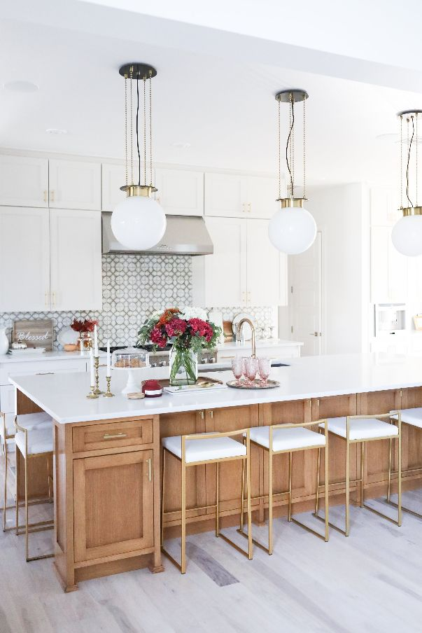 Kitchen-Countertops-for Thanksgiving-and-Chrstimas