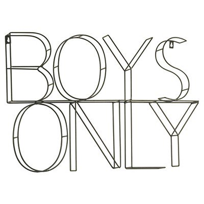 boy's only art