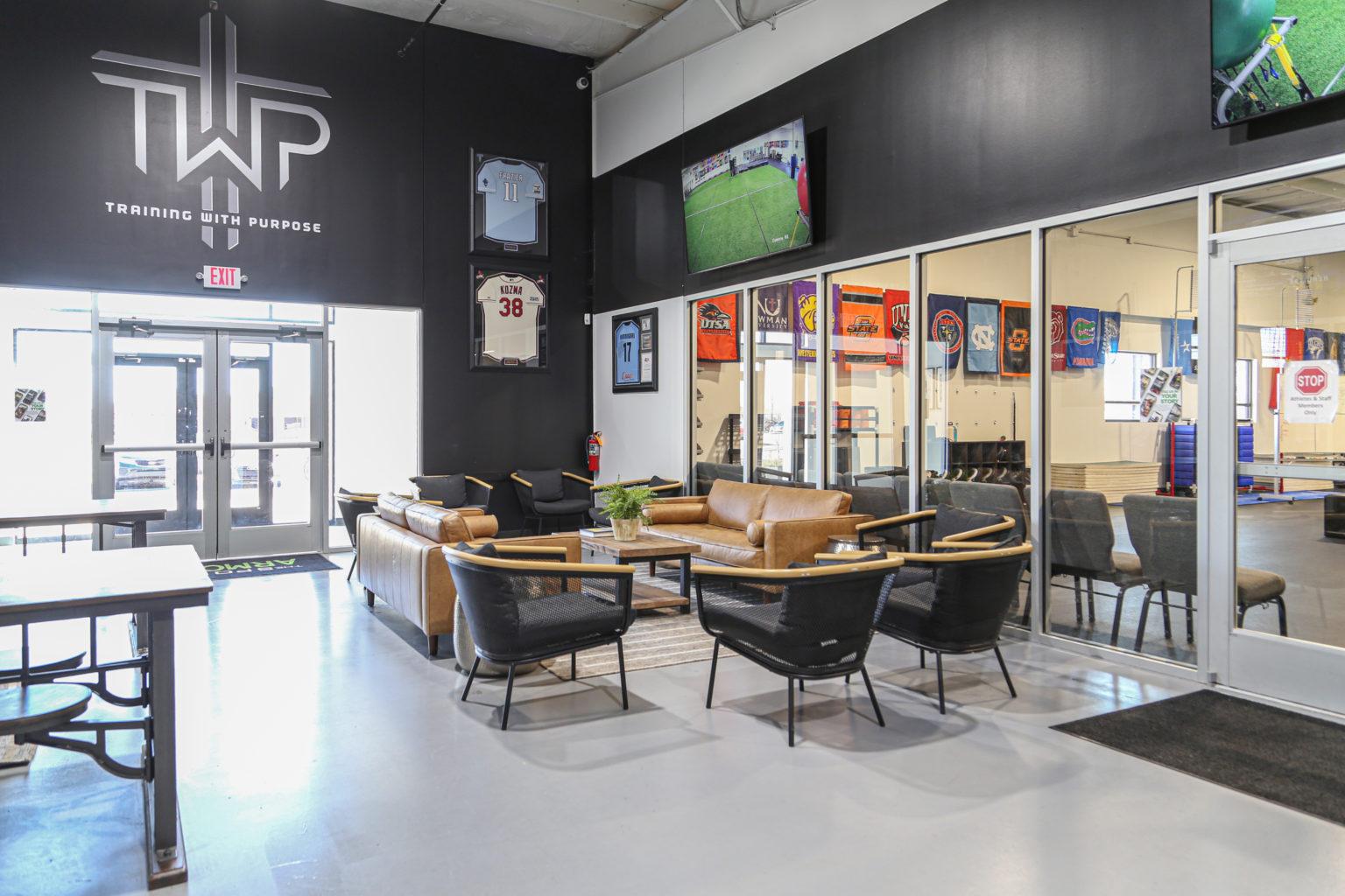 The Sports Armory Interior Design