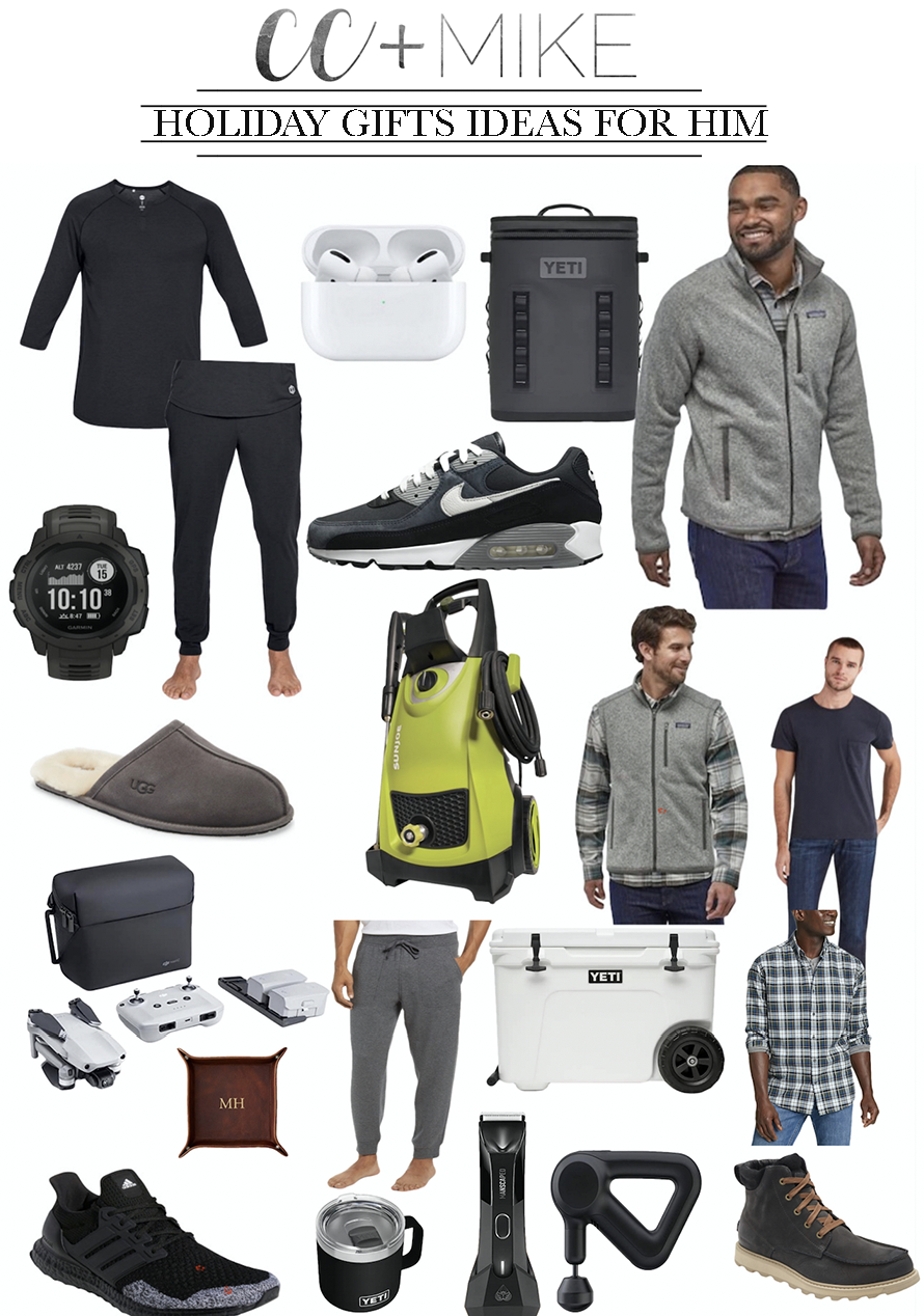 HOLIDAY GIFT IDEAS FOR HIM: