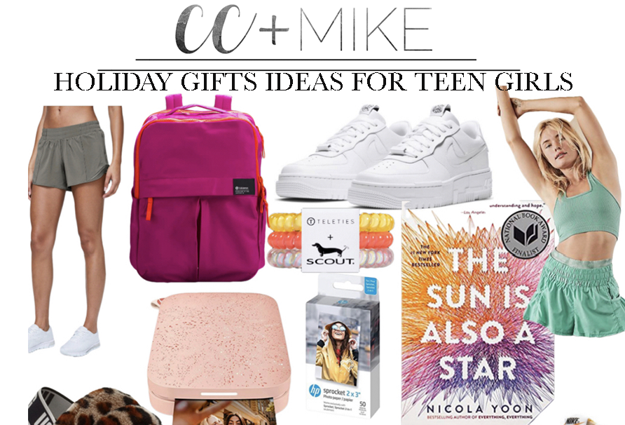 THE ULTIMATE HOLIDAY GIFT IDEAS FOR TEEN GIRLS